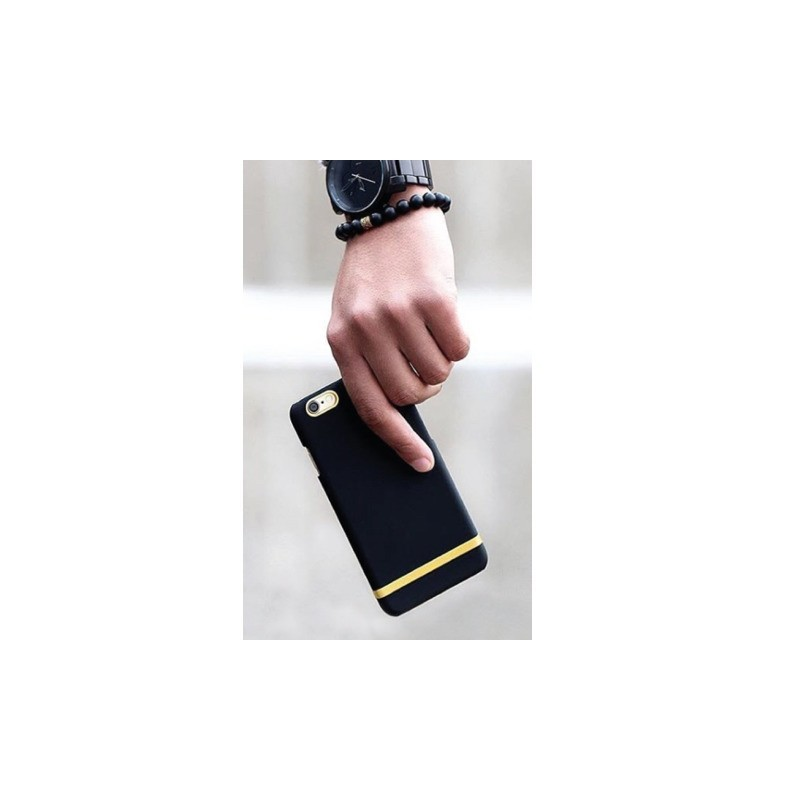 Richmond and Finch Satin iPhone 7 zwart