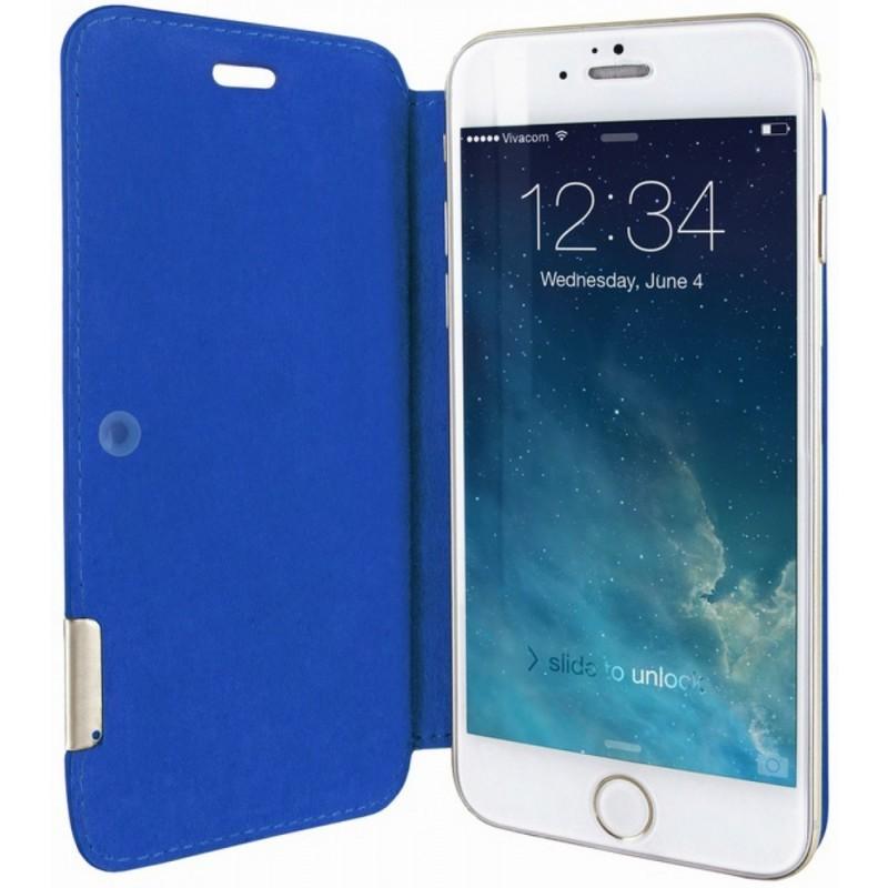 Piel Frama FramaSlim iPhone 6(S) Crocodile blauw