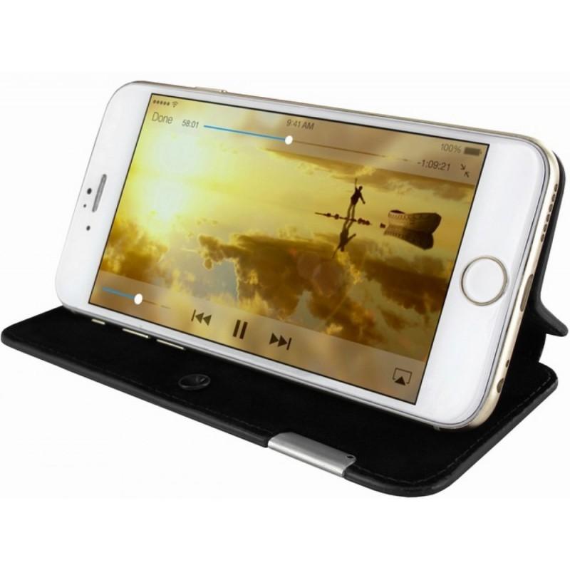 Piel Frama FramaSlim iPhone 6(S) Lizard Lagarto zwart