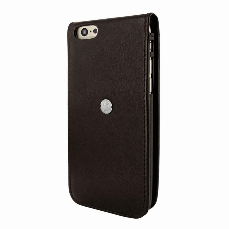 Piel Frama Magnetic iPhone 6(S) bruin