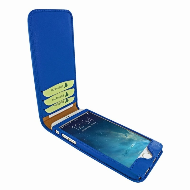 Piel Frama Magnetic iPhone 6(S) blauw