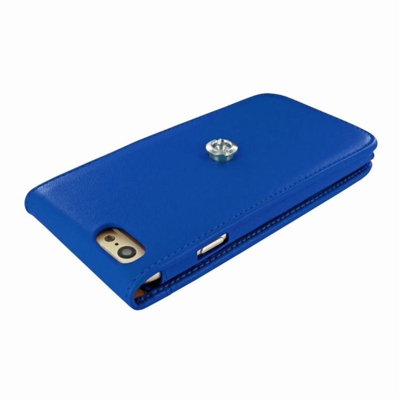 Piel Frama Magnetic iPhone 6(S) Crocodile blauw