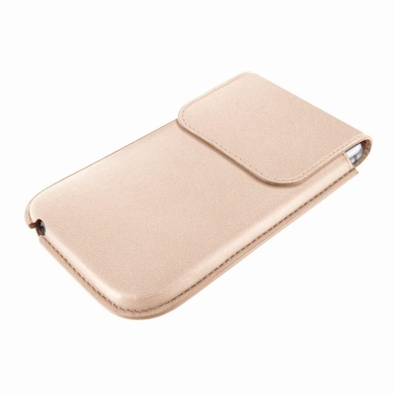 Piel Frama Unipur iPhone 6(S) / 7 Sleeve Cream