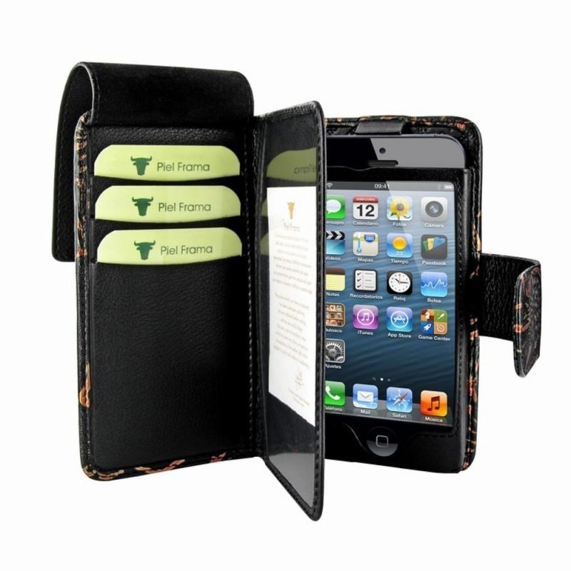 Piel Frama Wallet iPhone 5(S)/SE Nspire