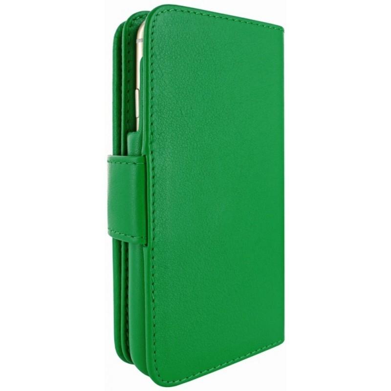 Piel Frama Wallet iPhone 6(S) groen