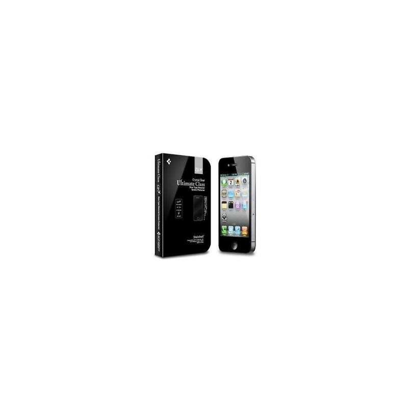 Spigen Steinheil Ultra Ultimate iPhone 4(S) Screen Protector