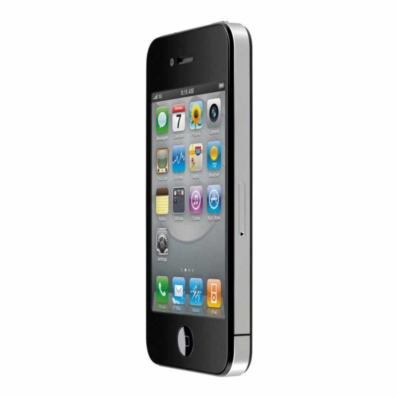 Screenprotector anti-reflectie iPhone 4(S) (voor en achter)