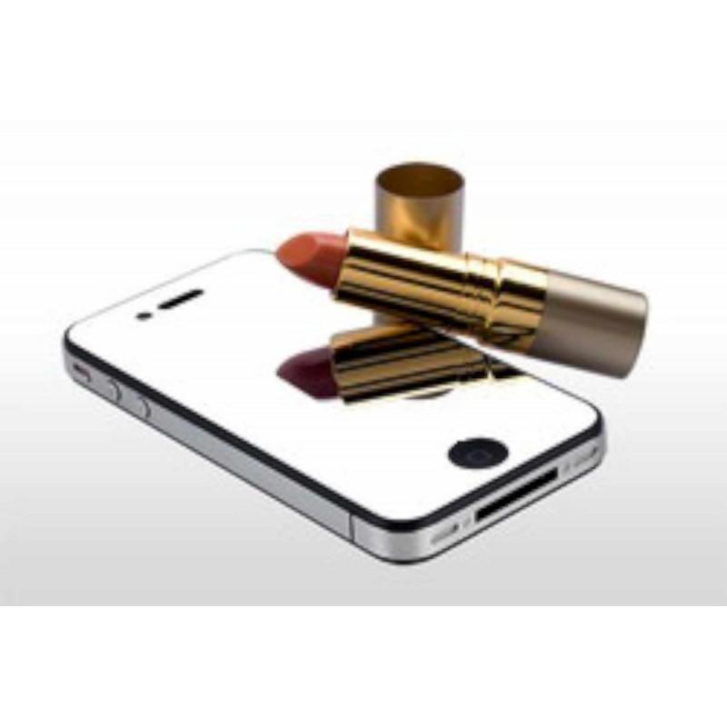 Screenprotector spiegel iPhone 4(S) (voor)