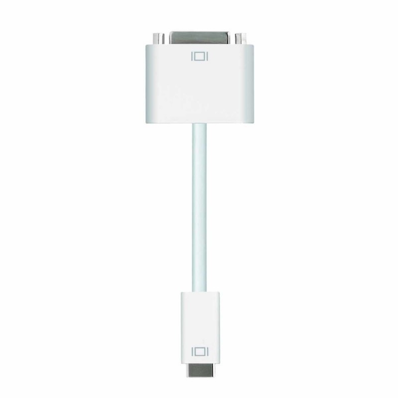 Mini DVI-naar-DVI-adapter