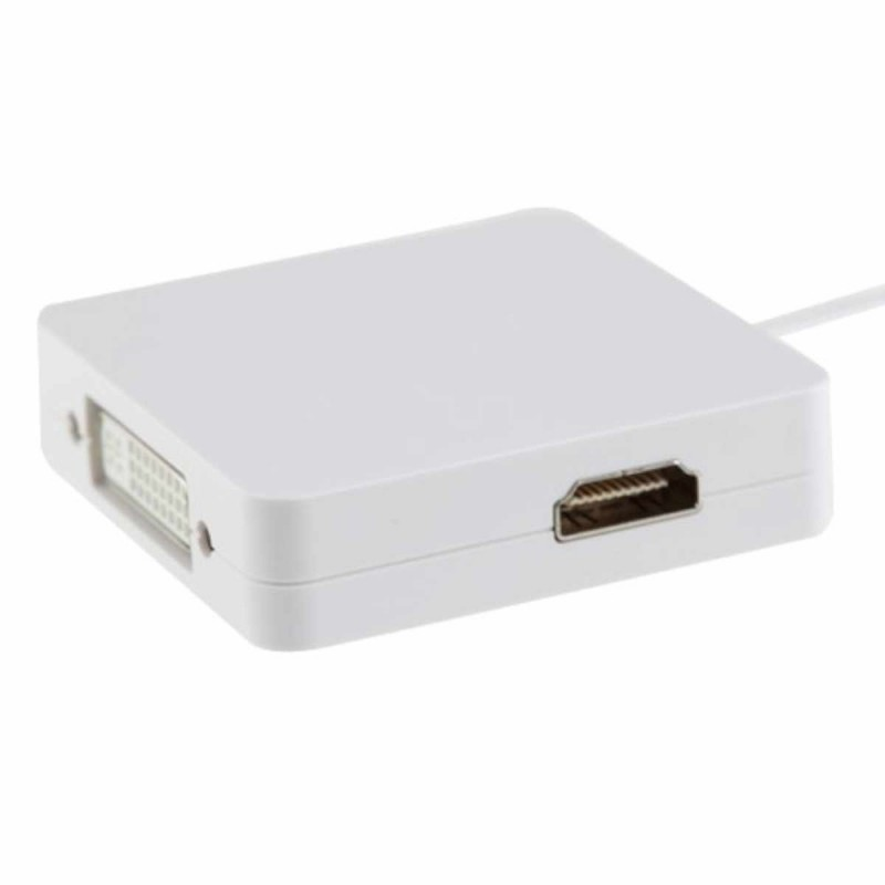 Mini DisplayPort-naar-DigiPort-adapter (HDMI, DVI en DisplayPort)