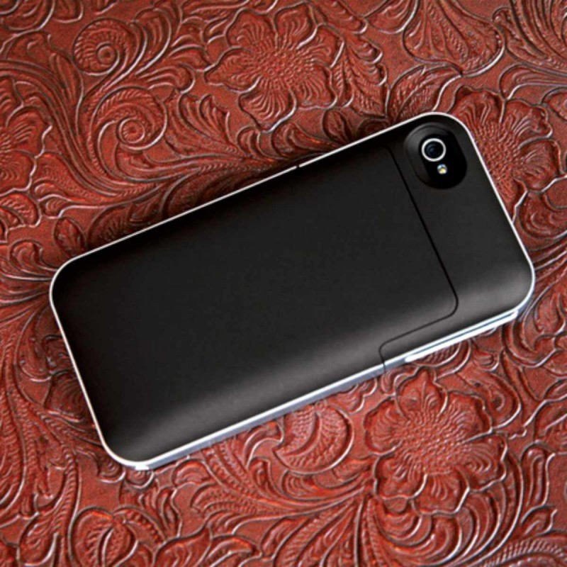 Mophie Juice Pack Air zwart iPhone 4(S)