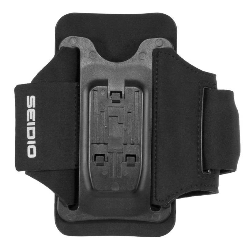 Seidio Armband Galaxy S3/S4 en iPhone 5(S) zwart ARM-HL4