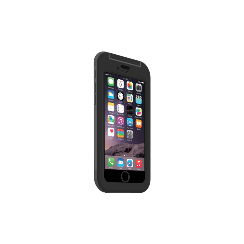 Seidio waterproof OBEX iPhone 6 case zwart