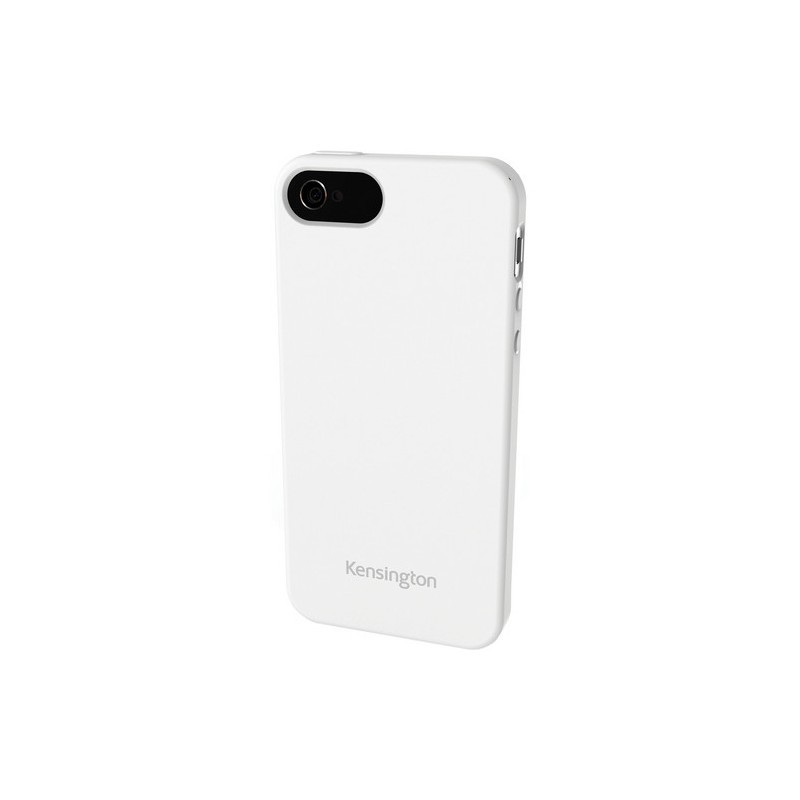 Kensington Soft Case iPhone 5(S) TPU Hoes Wit