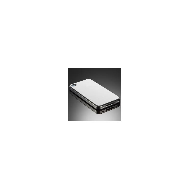 Spigen Skin Guard Leather iPhone 4(S) wit