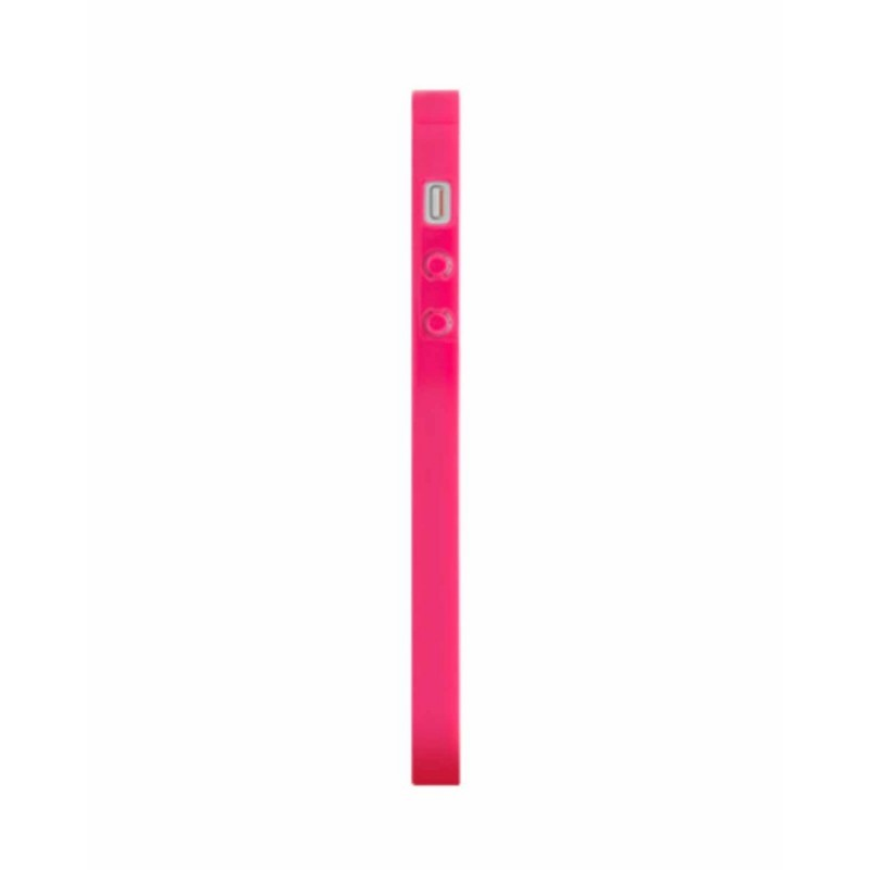 SwitchEasy Nude hard case iPhone 5(S)/SE roze