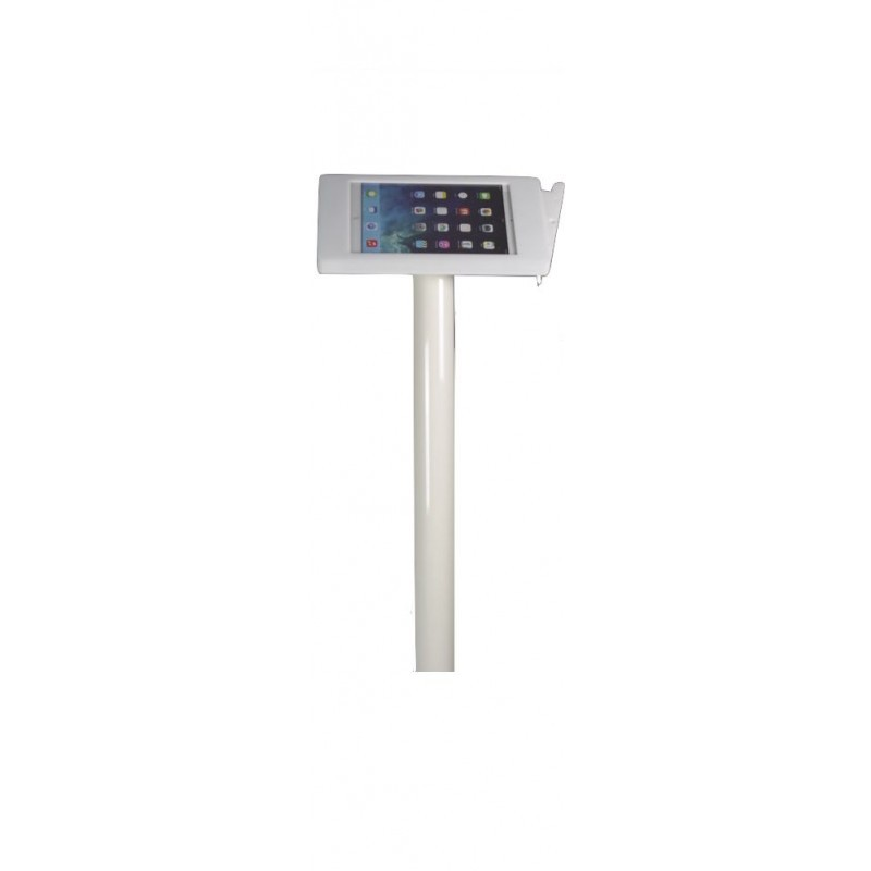 Tablet vloerstandaard Fino iPad Pro wit
