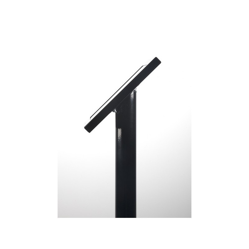 Ergo Tablet vloerstandaard Securo iPad en Galaxy Tab zwart