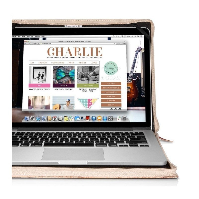 Twelve South BookBook MacBook Rudledge