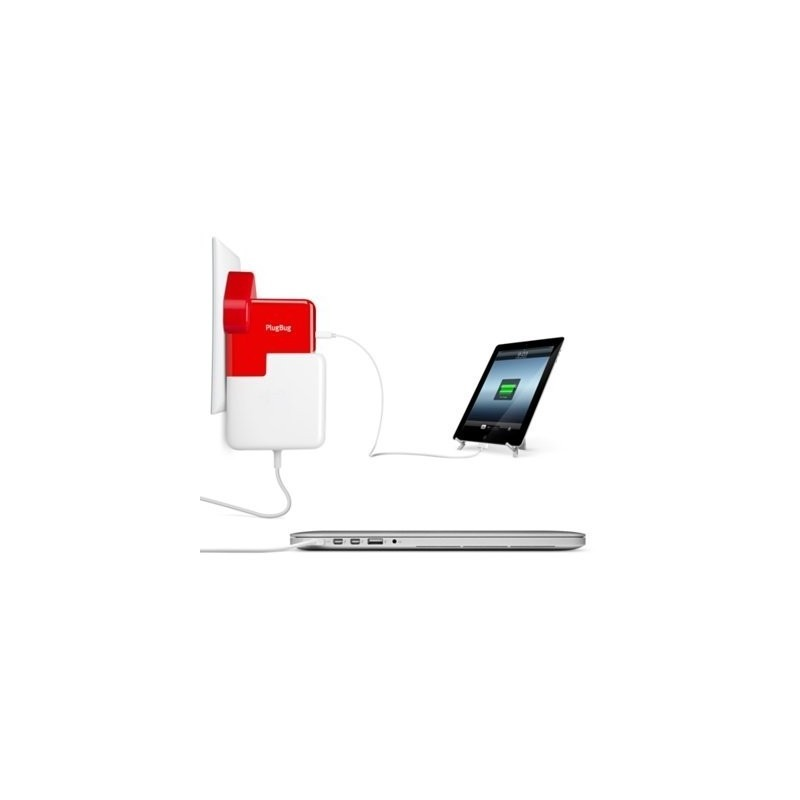 Twelve South PlugBug 10W USB wereld reisadapterset