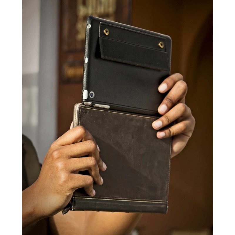 Twelve South BookBook Classic zwart iPad Mini