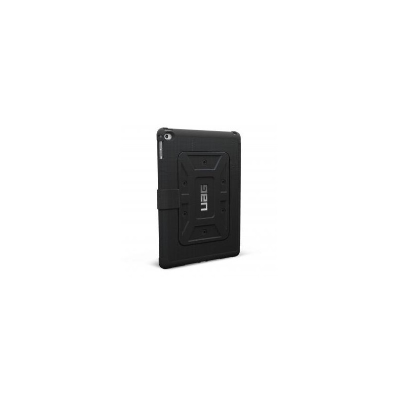 Urban Armor Gear Folio case iPad Air 2 zwart