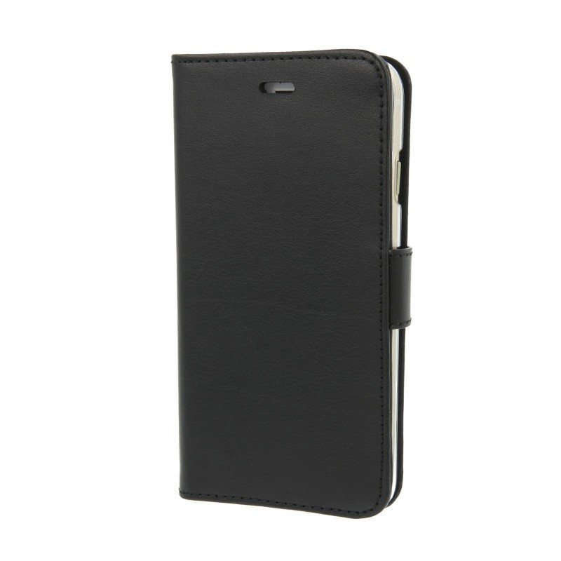 Valenta Booklet wallet case classic (book case leder) iPhone 6 zwart