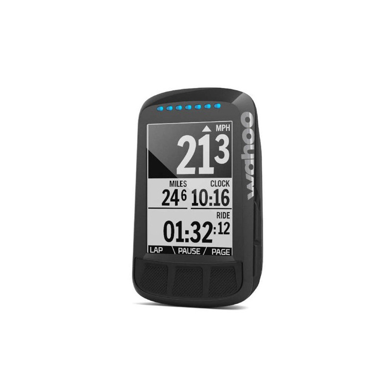 Wahoo Fitness ELEMNT BOLT Stealth GPS Fiets Computer