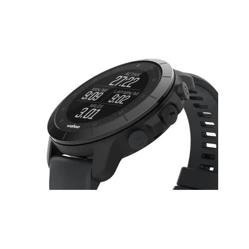 Wahoo Fitness ELEMNT RIVAL GPS Watch grijs