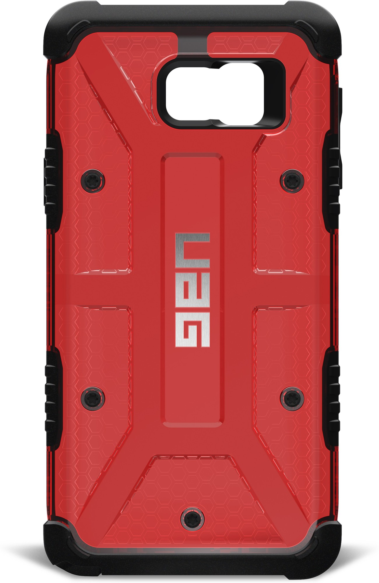 UAG Magma Galaxy Note 5 Red