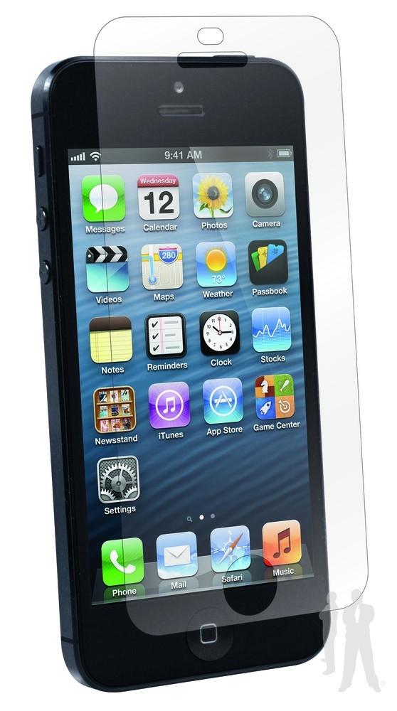 Bodyguardz UltraTough iPhone 5 / 5S / 5C Screenprotector Clear