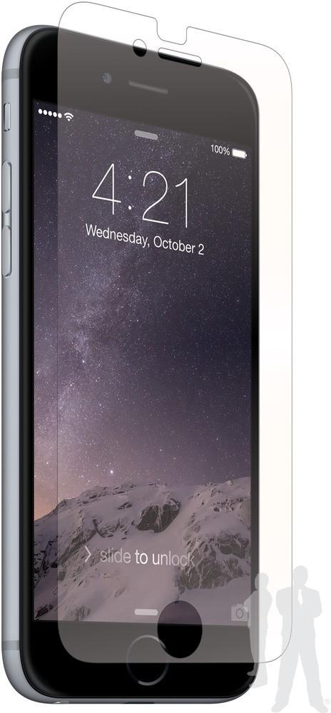 Bodyguardz UltraTough iPhone 6 / 6S Screenprotector Clear