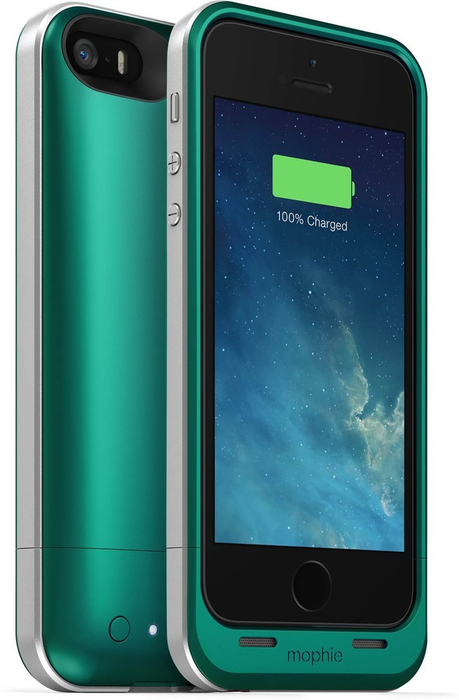 Mophie juice pack air iPhone 5(S)/SE groen