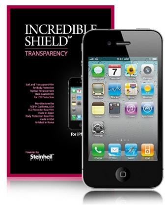Spigen Incredible Shield 4.0 iPhone 4(S) Full Body Protector