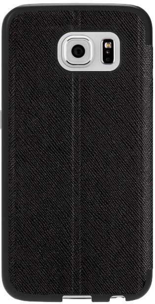 Case-Mate Stand Folio Galaxy S6 Black / Grey