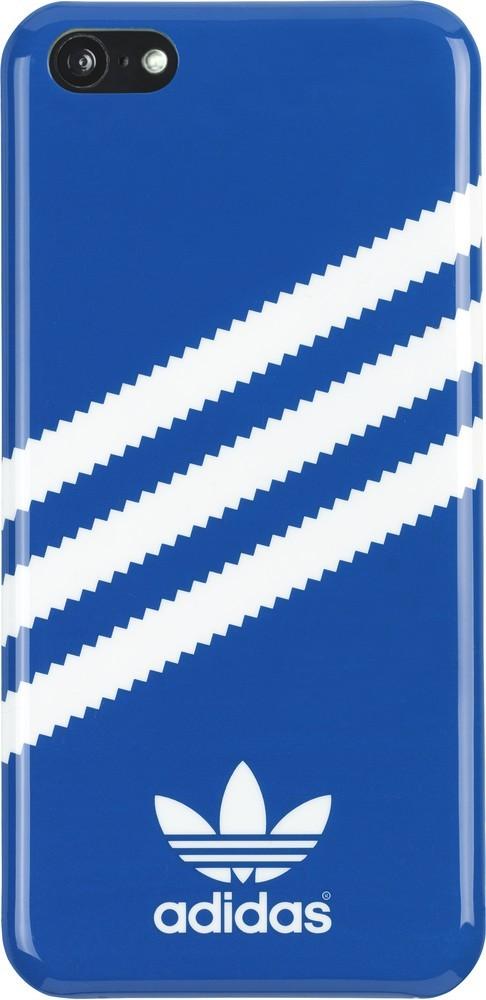 Adidas Basics iPhone 5C Hardcase Bluebird / White