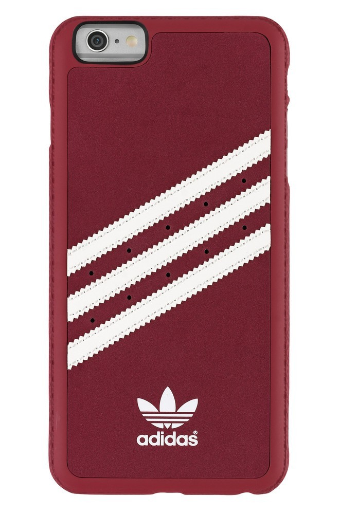 Adidas Vintage Moulded Case iPhone 6 Plus / 6S Plus Red / White