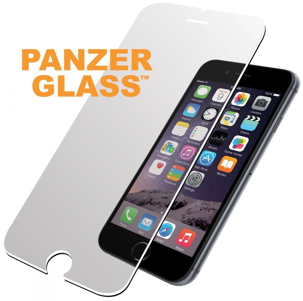 PanzerGlass iPhone 7 Plus glass screenprotector