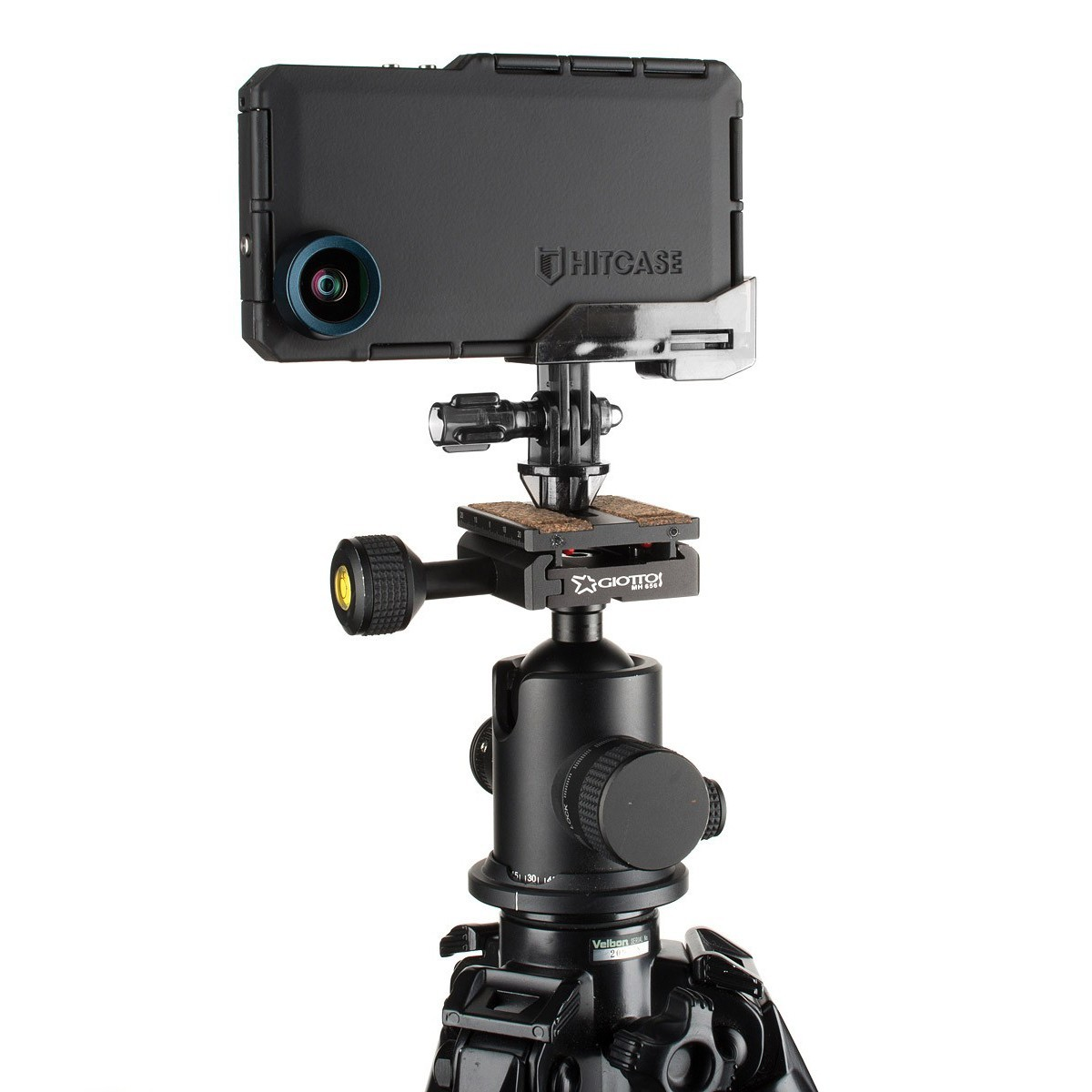 HitCase Railslide Tilt Mount