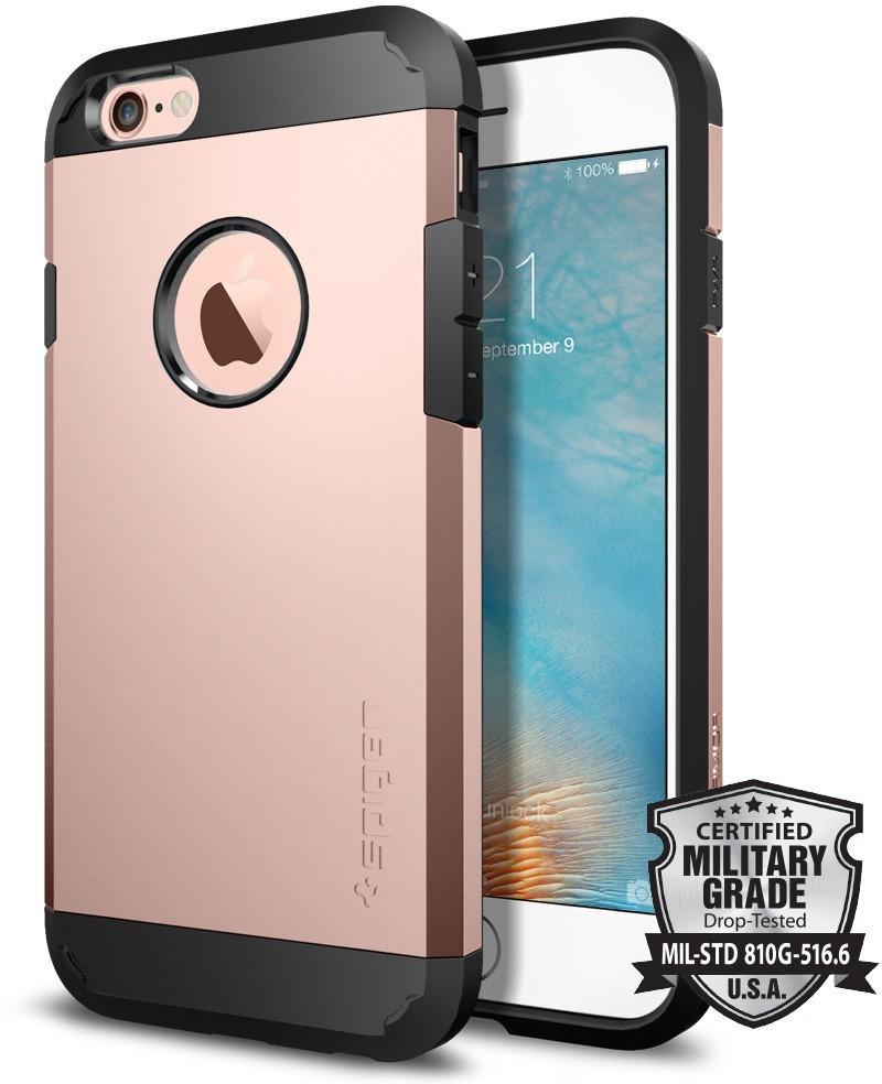 Spigen Tough Armor iPhone 6(S) Rose Gold