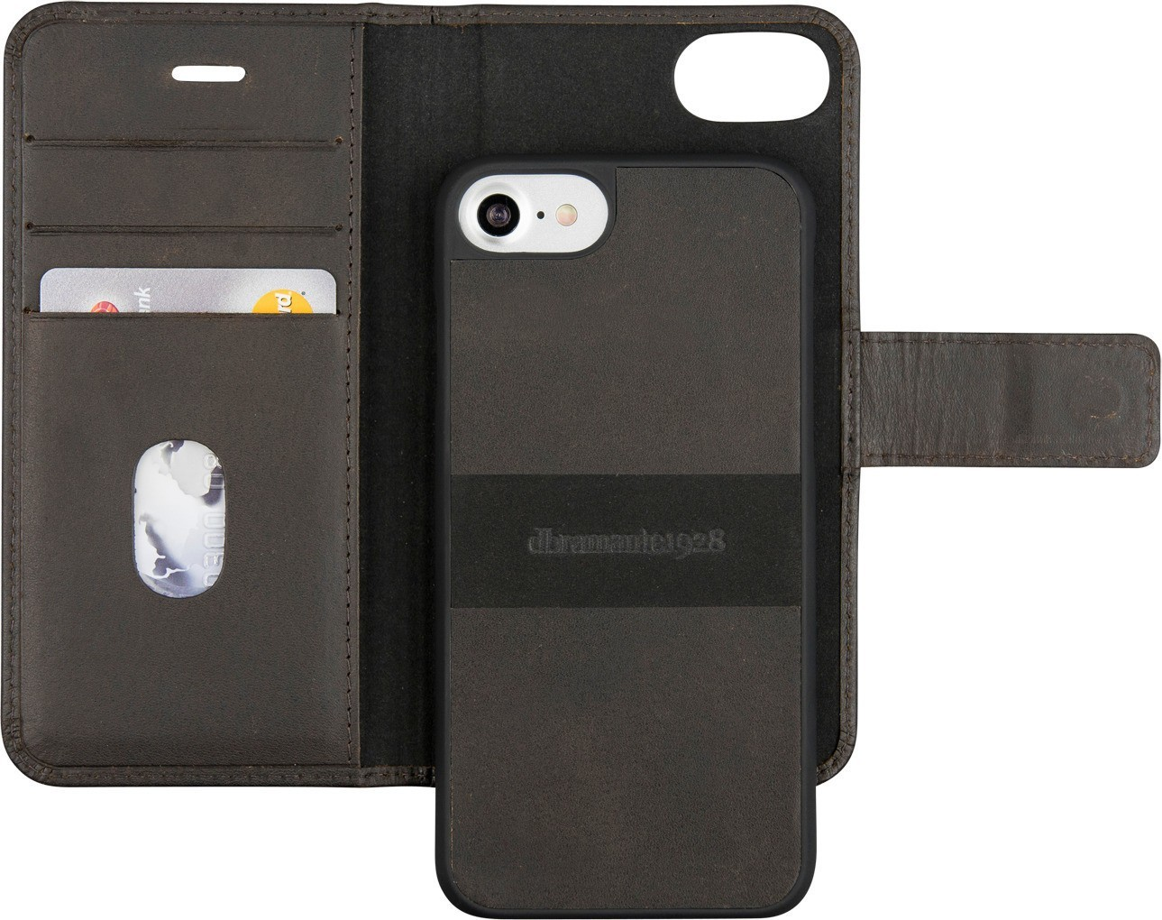 dbramante1928 Lynge 2 case iPhone 7 / 8 hunter