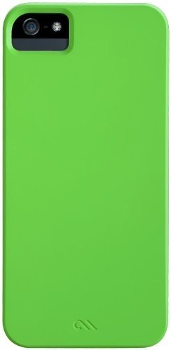 Case-Mate Barely There iPhone 5(S)/SE groen
