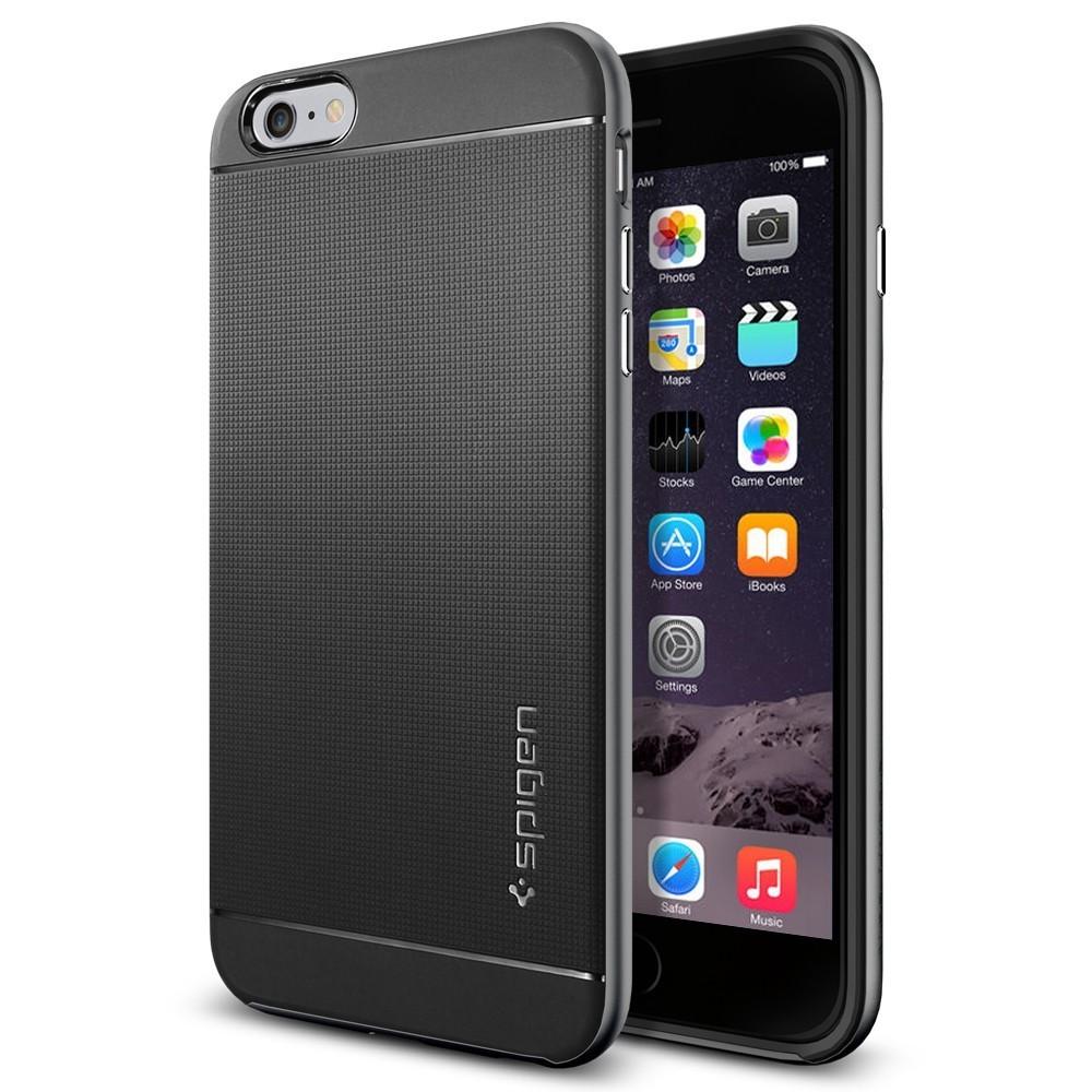 Spigen Neo Hybrid iPhone 6(S) Plus Gunmetal