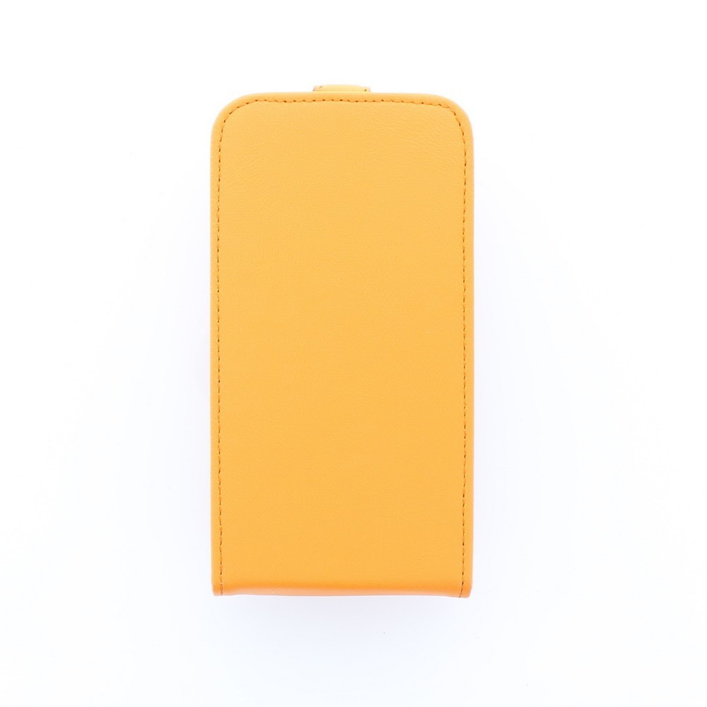Eco Galaxy S5 Flip Case Orange