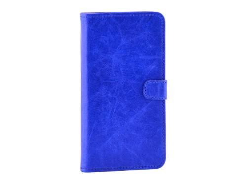 Milano CC iPhone 6 / 6S Book Case Blue