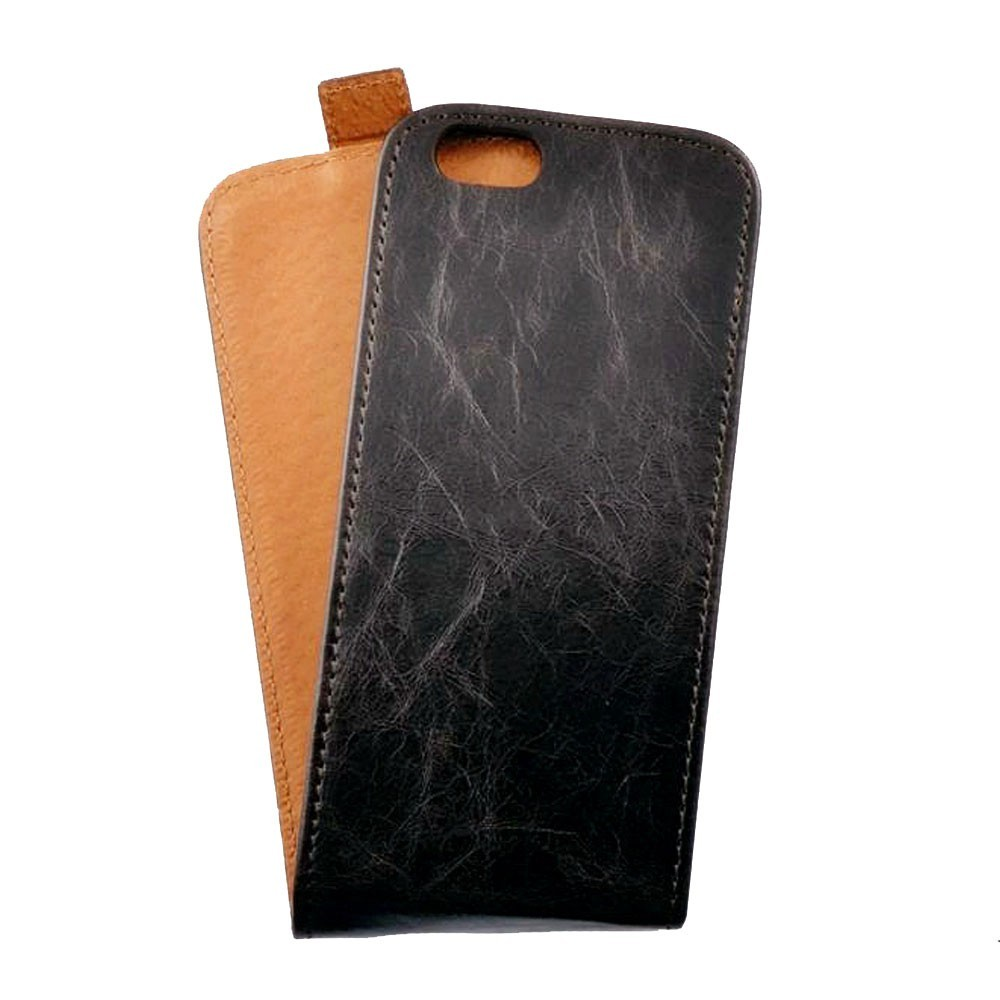 Toscana iPhone 5 / 5S Flip Case Black