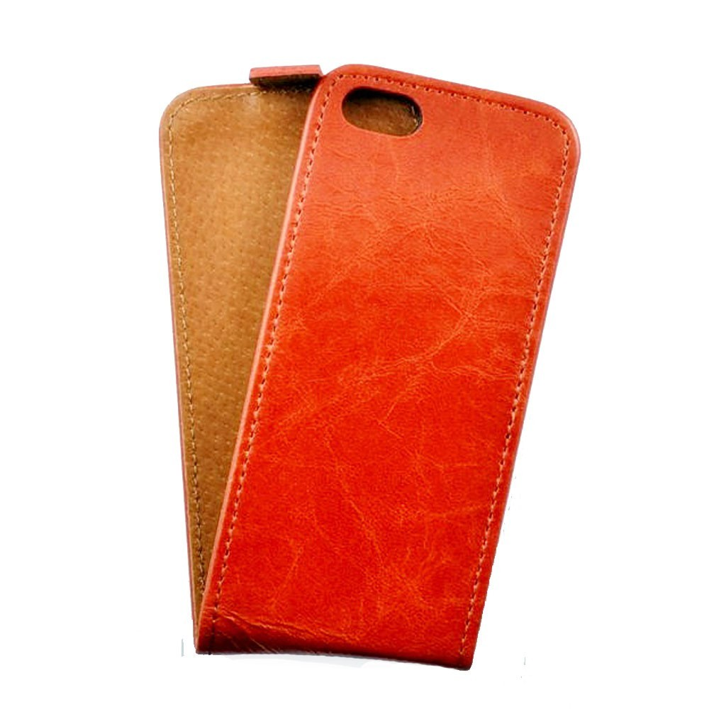 Toscana iPhone 6 Plus / 6S Plus Flip Case Coral