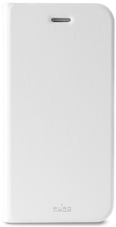 Puro Eco Leather Wallet Case iPhone 6 / 6S White