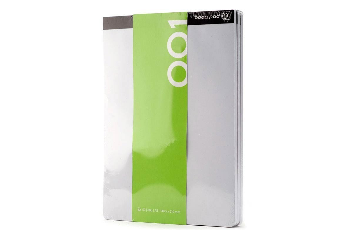 Booq Notepad for BooqPad iPad 2/3/4 Blanco