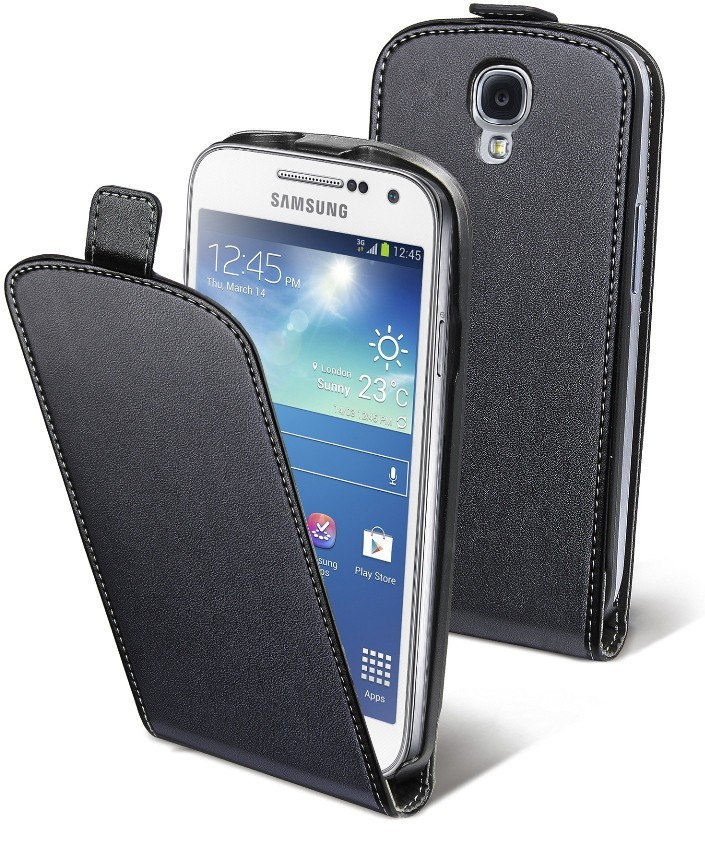 Muvit Slim Case Galaxy S4 Mini Black